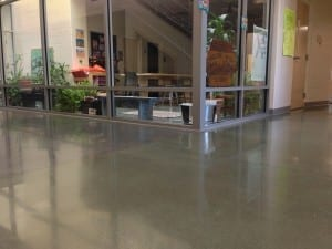Polished Concrete Fort Bend County