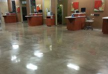 Polished Concrete Floors-Houston
