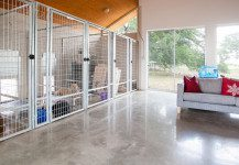Garage Dog Kennel Ideas