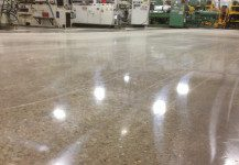 Polished Concrete Katy Texas