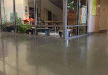 Gloss Polished Concrete