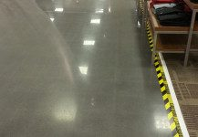 Polished Concrete Floors Retail