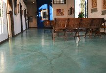 Concrete Staining Katy Texas